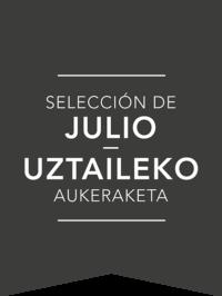 Selección de Julio, Uztaileko Aukeraketa, La Vinoteka de SUPER AMARA